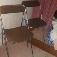 Prendre Débarras Pascal « 2 Souvignet Sur Chaises Vintage Place À X8wPn0kNO